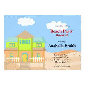 Beach Party Announcement