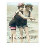 Beach Party Invite