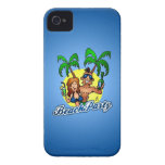 Beach Party iPhone 4 Covers