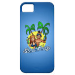 Beach Party iPhone 5 Cases