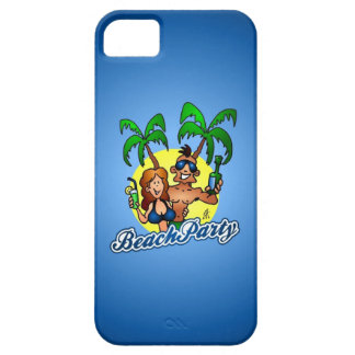 Beach Party iPhone SE/5/5s Case