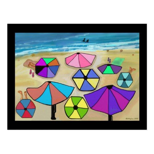 Beach Party Postcards