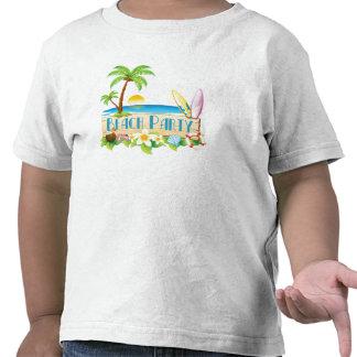 Beach Party Tee Shirt