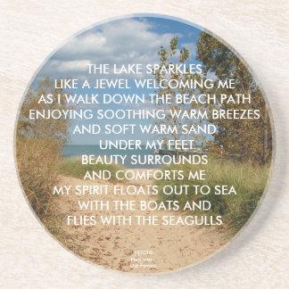 BEACH PATH COASTER