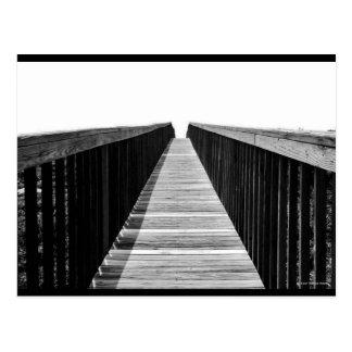 """Beach Path"" JTG Art Postcard"