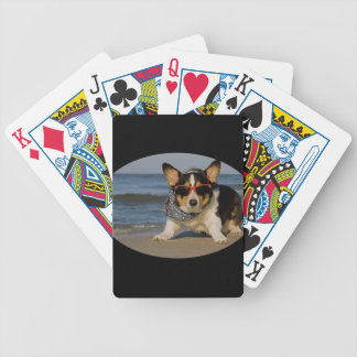 Beach Patrol Bicycle Playing Cards