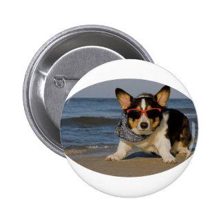 Beach Patrol Button
