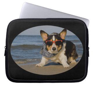 Beach Patrol Laptop Sleeve