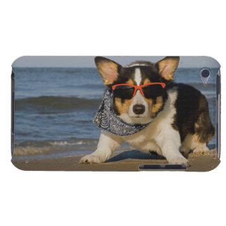 Beach Patrol Officer iPod Touch Case-Mate Case