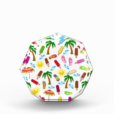 Beach Themed Beach Pattern Award