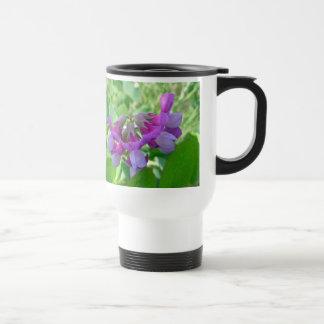 Beach Pea (Lathyrus maritimus) Coordinating Items Travel Mug