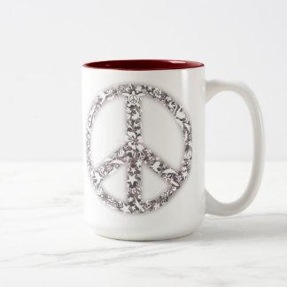 Beach Peace Mug
