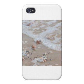 Beach Pebbles Case For iPhone 4