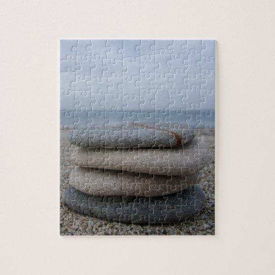 Beach Pebbles Puzzle