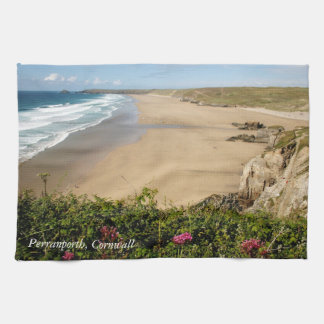 Beach Perranporth, Cornwall Towel