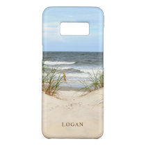 Beach Personalized Case-Mate Samsung Galaxy S8 Case