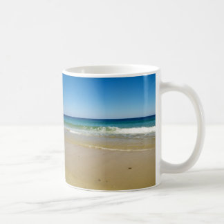 Beach photo coffee mug