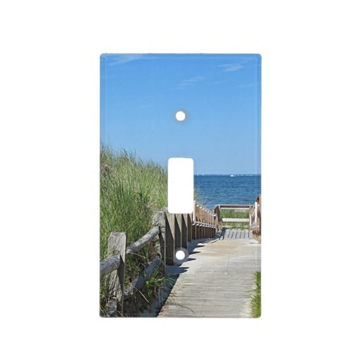 Beach Photo Light Switch Cover Zazzle