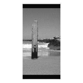 Beach Photo Card