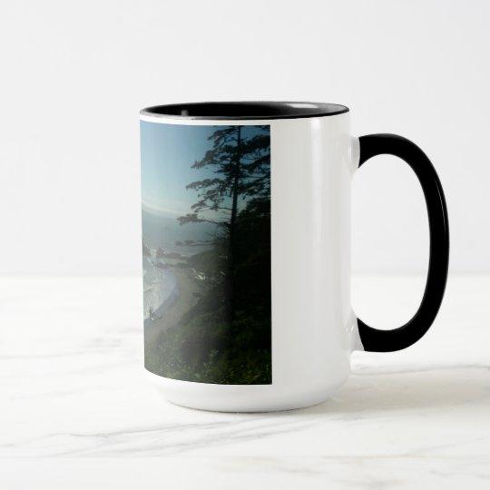 Beach Photograph Mug