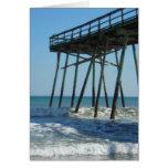 Beach Pier Cards