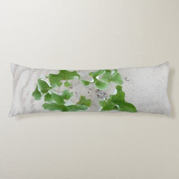Beach Plants Body Pillow