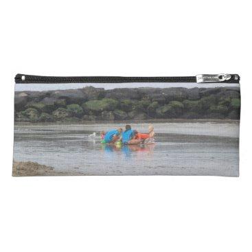 Beach Themed Beach Play Pencil Case