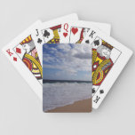 "Beach Playing Cards<br><div class=""desc"">This is a photo from Bahamas.</div>"