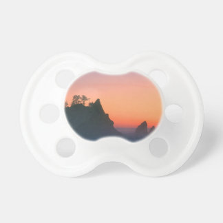 Beach Point Arches Sea Stacks Baby Pacifier