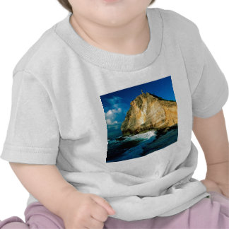 Beach Pointe Des Chateaux Guadeloupe Tshirts