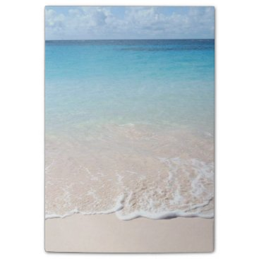Hawaiian Themed beach post it vertical post-it notes