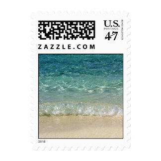 Beach Postage 1 Small Vertical