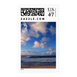 Beach Postage Stamp