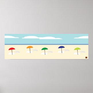 Beach-Print