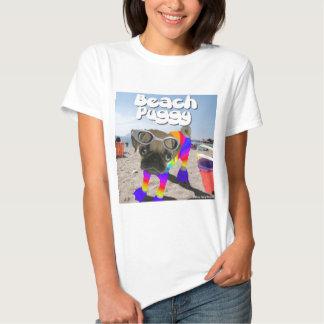 Beach Puggy Tshirts
