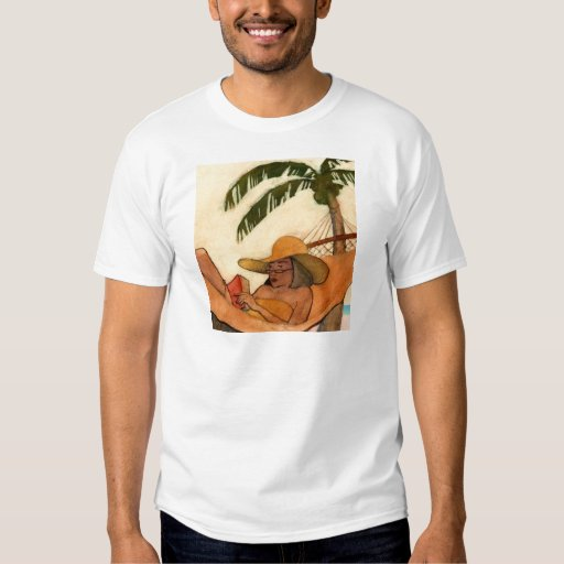 Beach Reading shirt