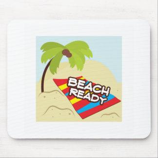 Beach Ready Mousepads