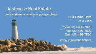 Beach real estate business cards zazzle beach real estate business cards reheart Choice Image
