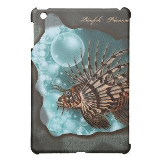 Beach reef fish coral marine iPad mini cover