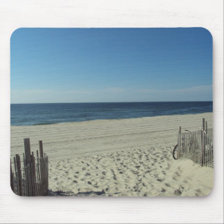 Beach Relaxation Mouse Pad