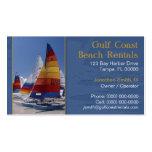 Beach Rentals Business Card