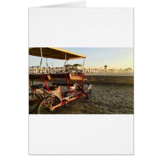 Beach Rentals Card