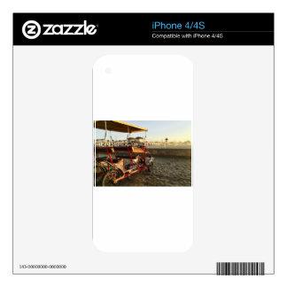 Beach Rentals iPhone 4S Skin