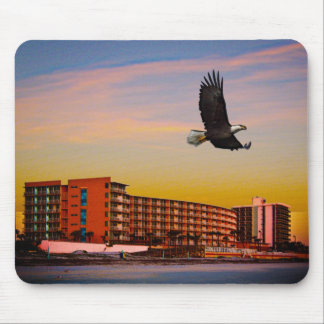 Beach Resorts in Daytona Beach Florida Landscape Mouse Pad