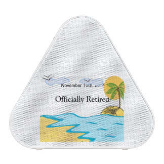 Beach Retirement Add Name And Date Speaker