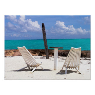 Beach Retreat Poster
