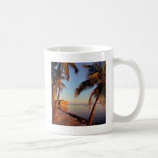 Beach Roatan Honduras Coffee Mug