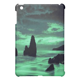 Beach, Rocks iPad Mini Covers