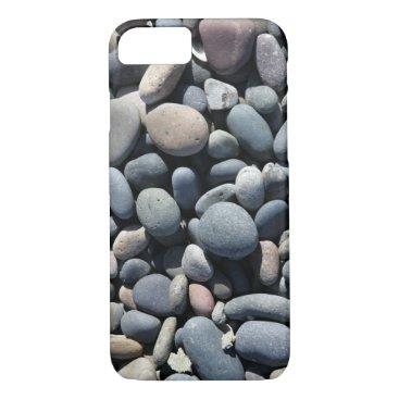 Beach Themed Beach Rocks iPhone 7 case