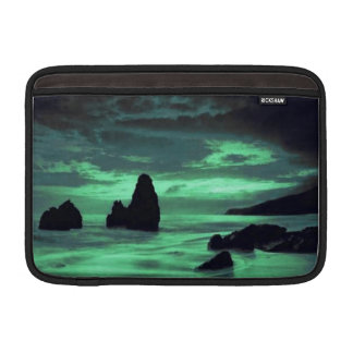 Beach, Rocks MacBook Sleeve